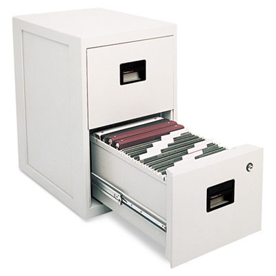 Sentry Safe FIRE-SAFE 2-Drawer Insulated Vertical File, 17-1/4w x 23-1/4d x 28h, Light Gray at Sears.com