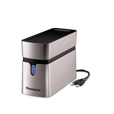 FIRE-SAFE Waterproof External Hard Drive, 160 GB, USB 2.0, 5400