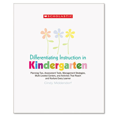 Differentiating Instruction in Kindergarten, 128 Pages