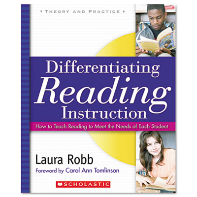 Differentiating Reading Instruction, Grades 5 and Up, 304 Pages