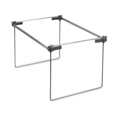 "Hanging Folder Frame, Letter/Legal Size, 12-24"" Long, Steel, 2/B"