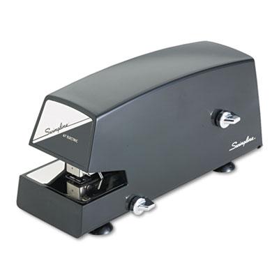 Model 67 Electric Stapler, 20-Sheet Capacity, Black