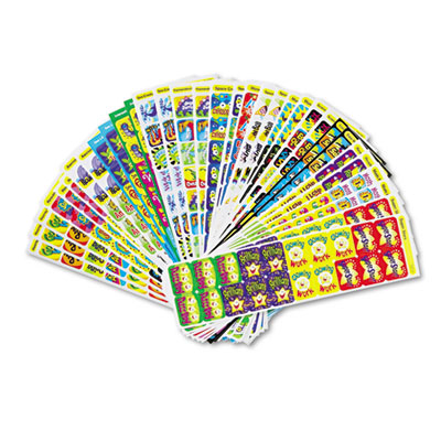 Applause Stickers Variety Pack, Great Rewards, 700/Pack