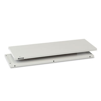 Add-A-Stack Shelving System Top/Base Unit, 36w x 13-3/16d x 1h,