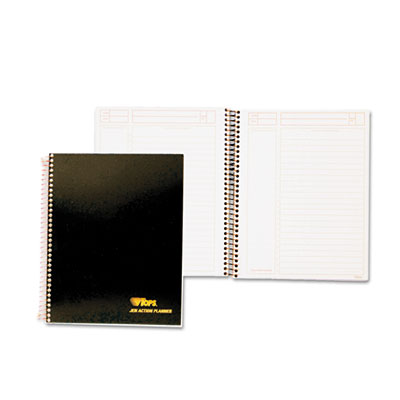 Journal Entry Notetaking Planner Pad, Ruled, 6-3/4 x 8-1/2, WE,