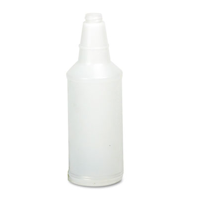Plastic Bottle, 32oz Natural Bottle, 24/Carton