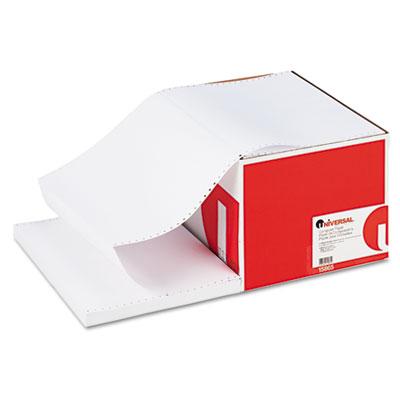 Computer Paper, 20lb, 14-7/8 x 11, White, 2400 Sheets