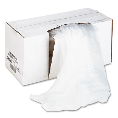 High-Density Shredder Bags, 40-45 gal Capacity