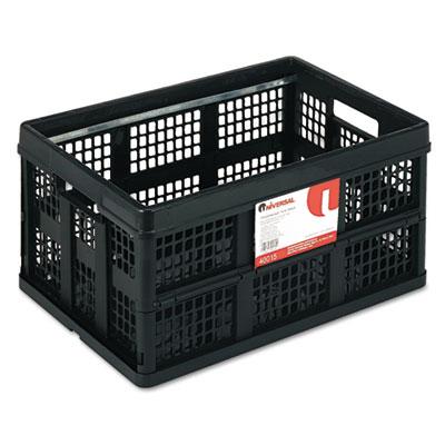 Filing/Storage Tote Storage Box, Plastic, 20-1/8 x 14-5/8 x 10-3