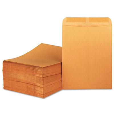Catalog Envelope, Side Seam, 11 1/2 x 14 1/2, Light Brown, 250/B