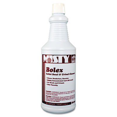 Bolex 23 Percent Hydrochloric Acid Bowl Cleaner, Wintergreen, 32