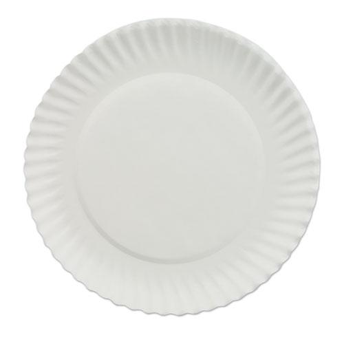 White Paper Plates 6\  dia 100/Bag 10 Bags/Carton  sc 1 st  American Chemical \u0026 Sanitary Supply & White Paper Plates 6\