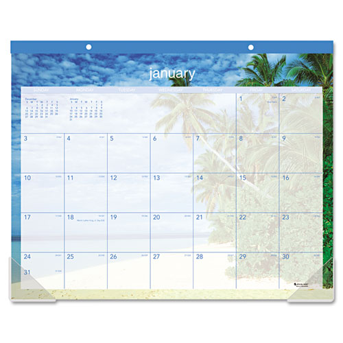 2013 AT-A-GLANCE Calendar: check out the photos in this tropical calendar