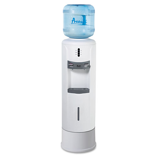 Avanti Hot and Cold Water Dispenser, 12 3/4dia. x 39h, Ivory White at Sears.com