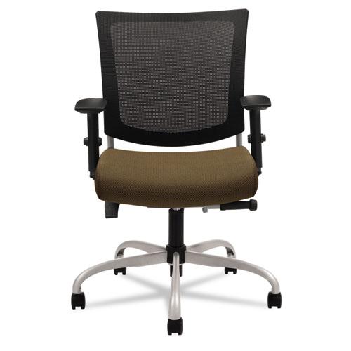 Global Graphic Medium Posture Mesh Back Chair, Tungsten Frame/Base, Barley Fa at Sears.com