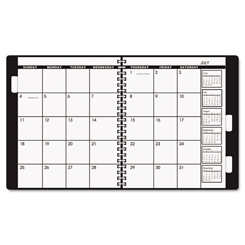 AAG7092375 At A Glance ThreeFive Year Monthly Planner Refill 9 X 11 White 2015