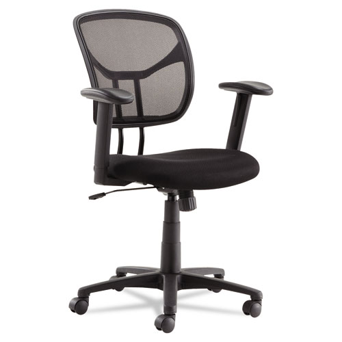 oif swivel tilt mesh task chair black oifmt4818 ibuyofficesupply