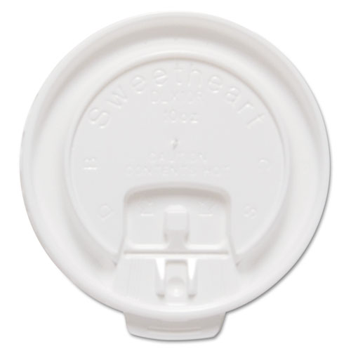 SOLO Cup Company Liftback & Lock Tab Cup Lids for Foam Cups, Fits 10 oz Trophy Cups, WE at Sears.com