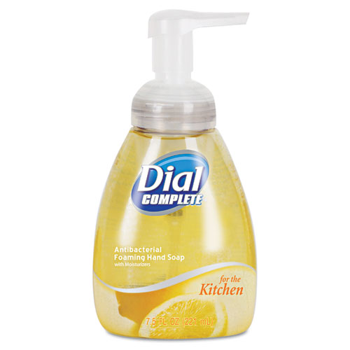 Dial Professional Antimicrobial Foaming Hand Soap Light