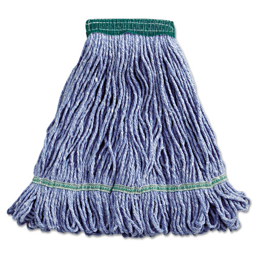 UNS502BL Unisan Super Loop Wet Mop Head CottonSynthetic Medium Size Blue