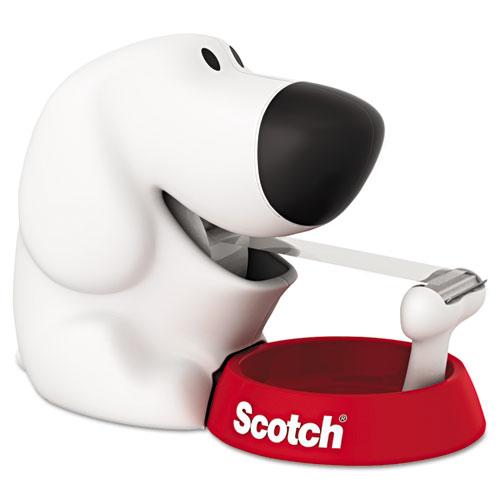 MMMC31DOG Scotch Dog Tape Dispenser, 1