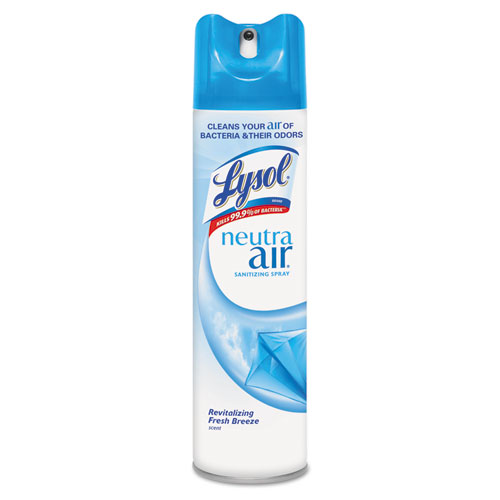 NEUTRA AIR from the Makers of LYSOL Sanitizing Spray, Fresh Scent, Aerosol, 10 oz at Sears.com