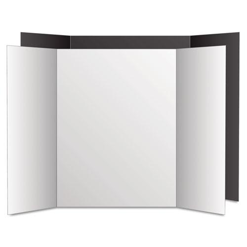 Tri fold poster board 36 x 48