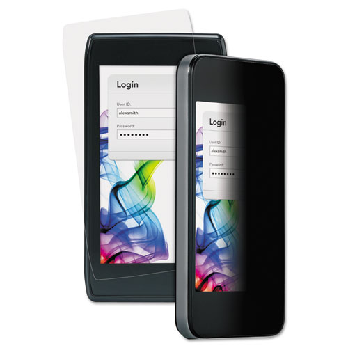 MMMPF827994 3M Privacy Screen Protection Film For Samsung Galaxy S Iii, Portrait Matte photo
