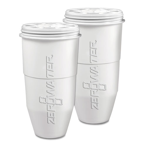 AVAZR017 Avanti Zerowater Replacement Filtering Bottle Filter, 2/Pack photo