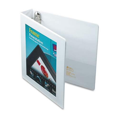 "Avery Framed View Binder With One Touch Locking EZD Rings, 1-1/2"" Capacity, at Sears.com"