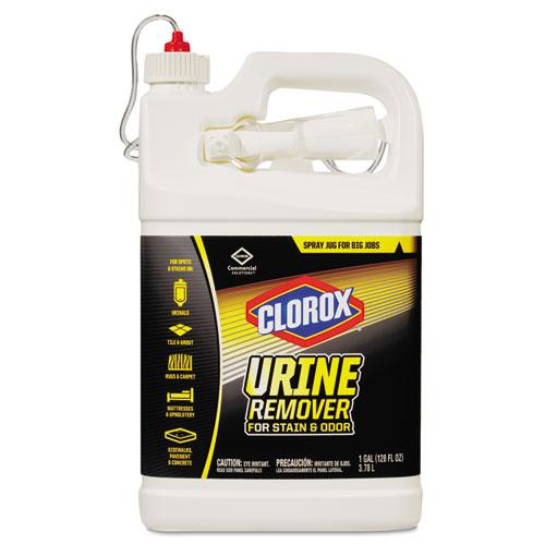 Clorox CLO31037CT Urine Remover, 128Oz Spray Jug