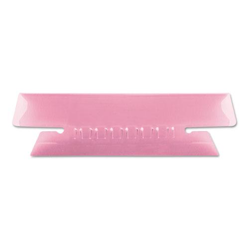 pendaflex hanging file folder tabs 1 3 tab 3 1 2 inch pink tab