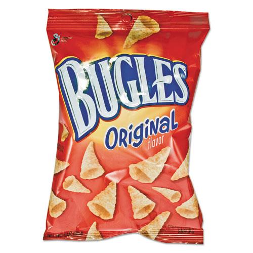 AVTSN28086 General Mills Bugles Corn Snacks, 3Oz, 6/Box photo