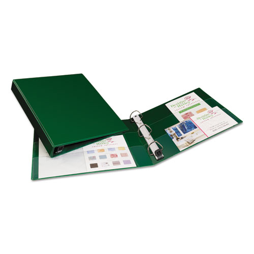 Avery-Dennison Heavy-Duty Binder with One Touch EZD Rings, 1
