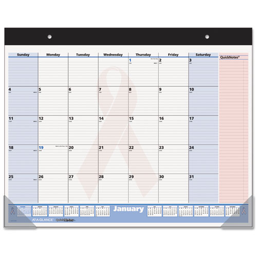 Superwarehouse Quicknotes Special Edition Desk Pad 22 X