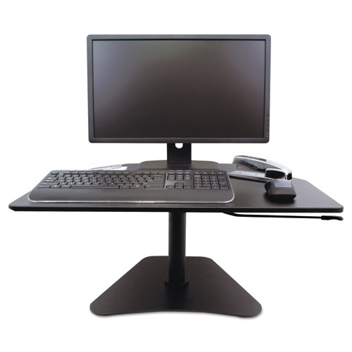 High Rise Collection Adjustable Stand- Up Desk Converter