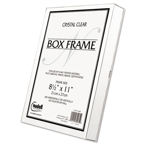 nudell un frame box photo frame plastic 8 12