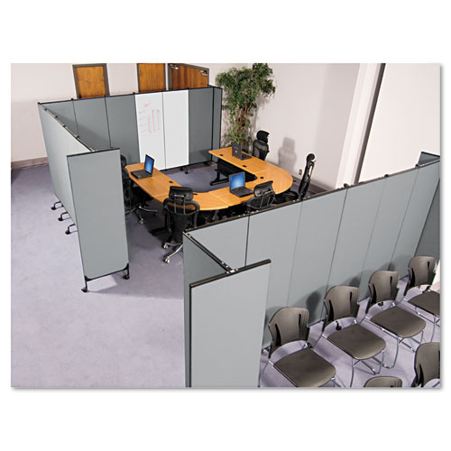 Fabric Office Partitions : Fabric panels usa