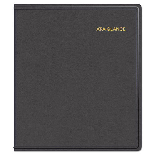 AAG7029605 At A Glance Refillable Multi Year Monthly Planner 9 X 11 White 2015 2019