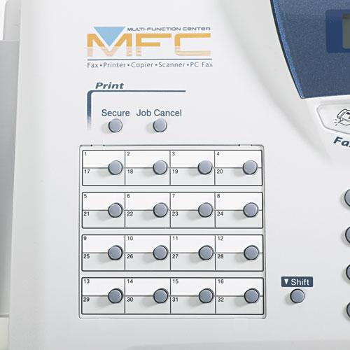 mfc 8220 fax machine