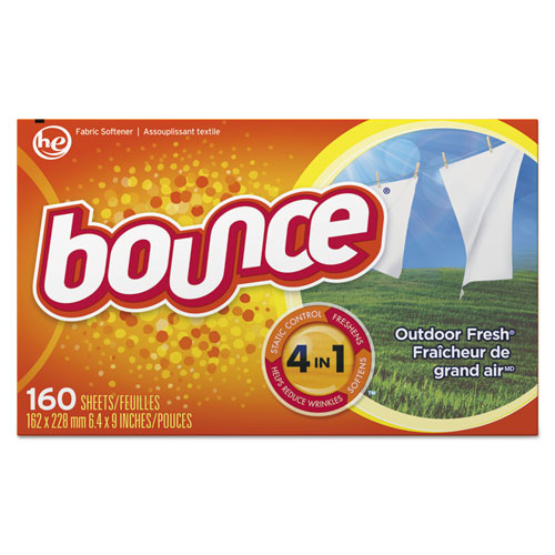 12/34 Bounce Fabric;Softener Outdoor Fresh