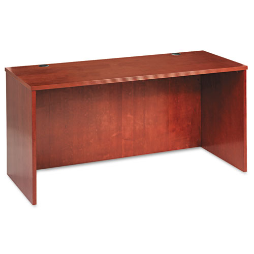 Basyx BW Veneer Series Credenza Shell, 60w x 24d x 29h, Bourbon Cherry at Sears.com