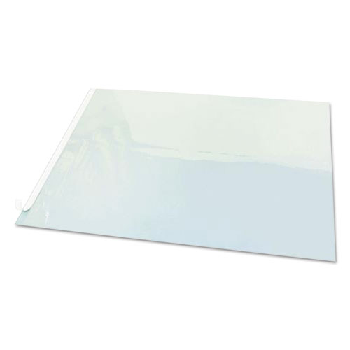 Second Sight Clear Plastic Hinged Desk Protector 25 1 2 X