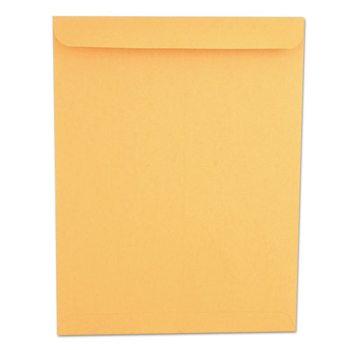 Catalog envelope center seam 10 x 13 brown kraft 250 for 10x13 window envelope