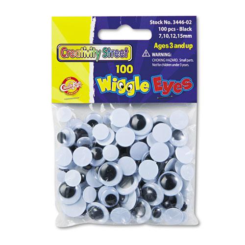 Wiggle Eyes