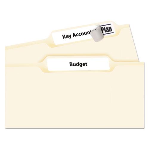 template for 5366 file folder labels