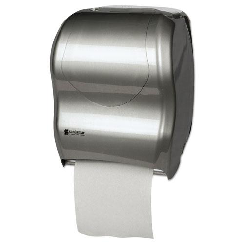 Touchless Towel Dispenser ~ Superwarehouse tear n dry touchless roll towel dispenser