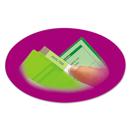 Ave11901 Avery Insertable Big Tab Plastic Dividers 8 Tab