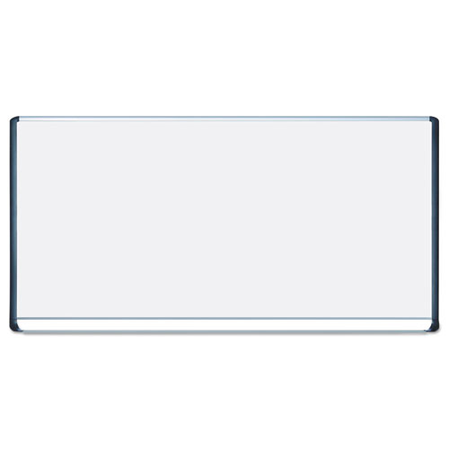 Porcelain Magnetic Dry Erase Board 48x96 WhiteSilver