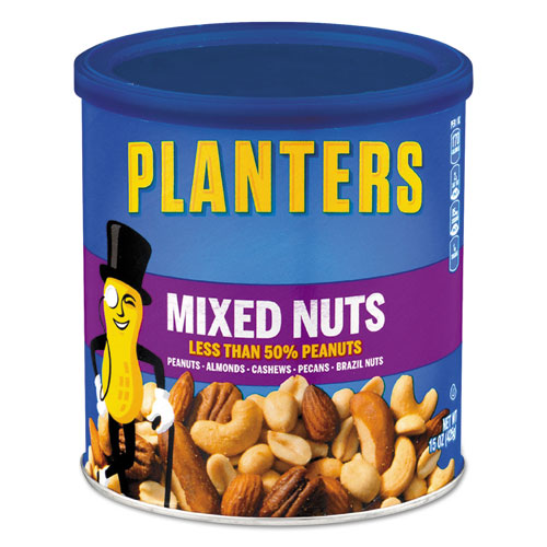 Jar of Planters Mixed Nuts